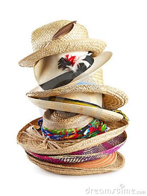 variety-straw-hats-stacked-vertically-22265330