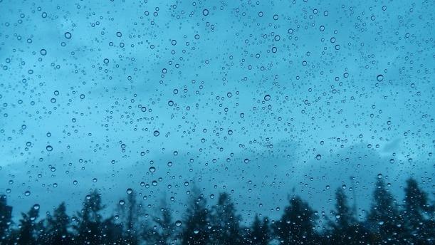 drip drip drop rain