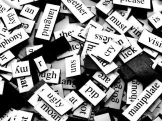 poetry word tiles