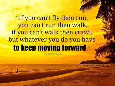 Keep Moving MLK