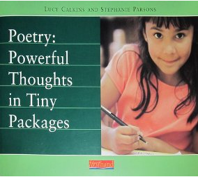 poetry-lucy calkins book