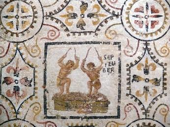 Seventh month Roman September