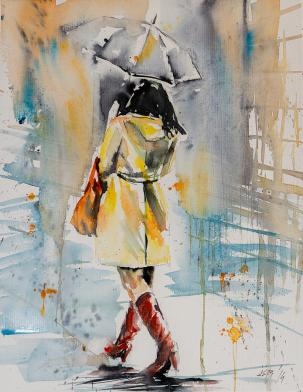 taks a walk blog walk-in-rain-kovacs-anna-brigitta