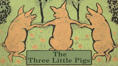 rules of three little pigs