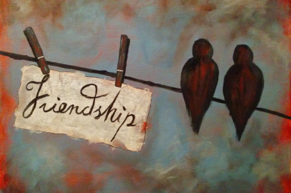 time friendship birds
