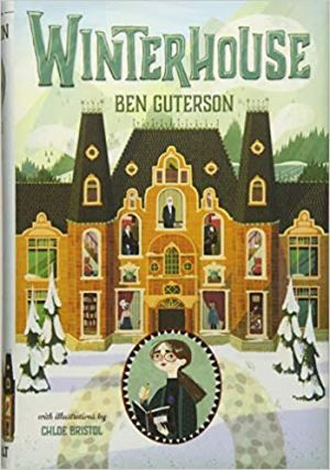 perseverance BEN GUTERSON Winterhouse