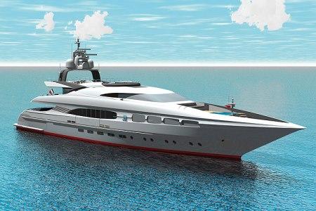 streamline-yacht