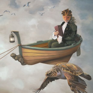boat Flight-Of-The-Muse