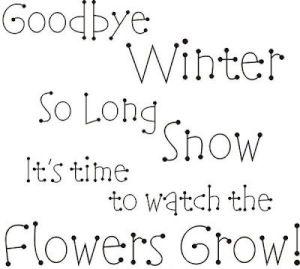 march poetry dear winter