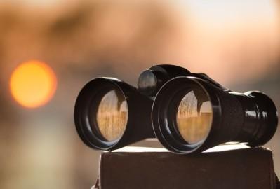 Beauty in Failure binoculars