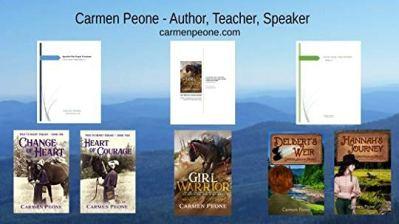 carmen peone books