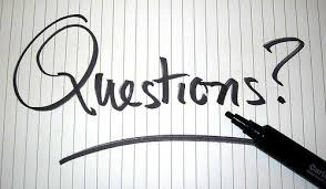 ocean writing questions