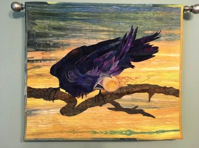 Halloween Blog 7 6a-raven-finished-wall-hanging