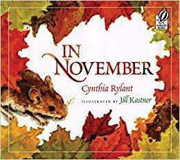 November Poetry In November