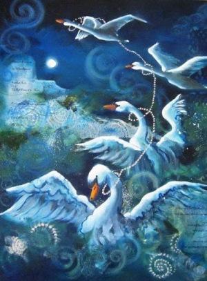 elfchen swans
