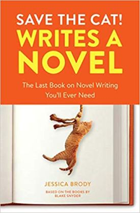 Save the Cat Writes a Novel 41XPmolk3vL._SX327_BO1,204,203,200_