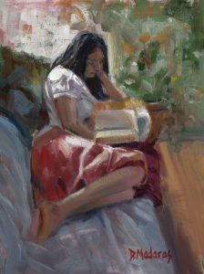 stuck blog June 21 2020 woman reading